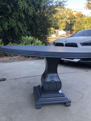 Dark Gray Table for Sale in Santa Ana, CA