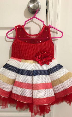 Red and white jute dress for Sale in Woodbridge, VA