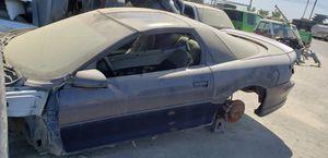 2001 Chevy Camaro Z28 for Sale in Sanger, CA