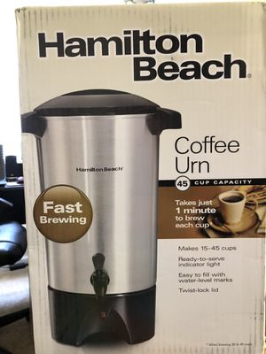 New Coffee Urn for Sale in Rockville, MD