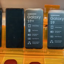 Samsung Galaxy S9+ Unlocked for Sale in Columbus,  OH