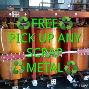 FREE PICK UP SCRAP for Sale in Anaheim, CA