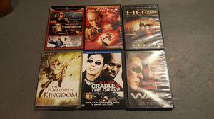 Jet Li movie pack for Sale in Philadelphia, PA
