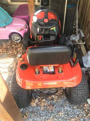 Craftsman Riding Lawn Mower for Sale in Berwyn Heights, MD