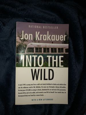 Into The Wild Book for Sale in Fullerton, CA