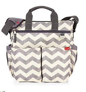 Skip Hop Duo Signature Diaper Bag Chevron for Sale in Phoenix, AZ
