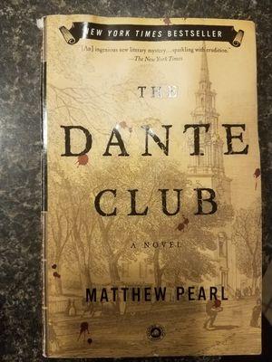 The Dante Club for Sale in Providence, RI