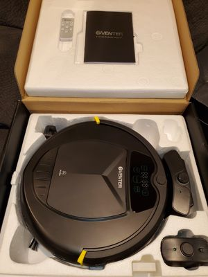 Eventer Robotic Vacuum Cleaner, Model E3000 for Sale in Riverside, CA