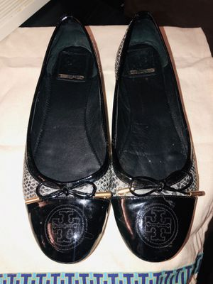 Tori Burch flats size 9 for Sale in Manassas, VA