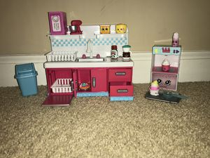 shopkins kitchen set for Sale in Durham, NC