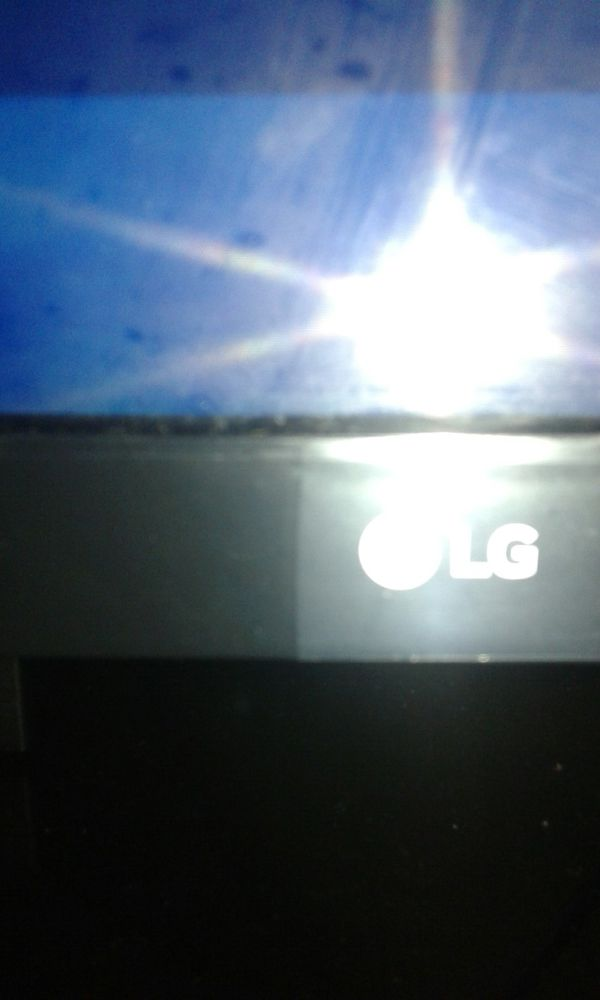 Big 60 inch LG HD TV With stand