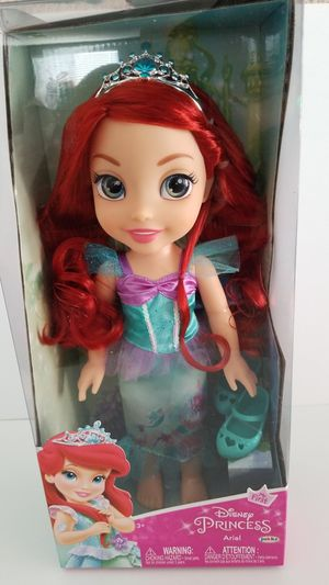 "*** BRAND NEW "" MY FIRST DISNEY PRINCESS ARIEL *** ONLY $15 for Sale in Avondale, AZ"