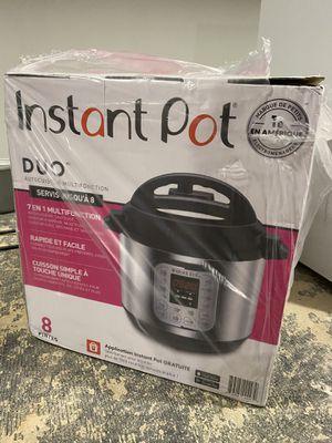Instant pot for Sale in Bensalem, PA