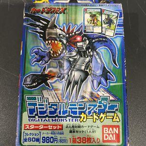 Digimon Blue Deck 1999 2000 Super Rare for Sale in Redwood City, CA
