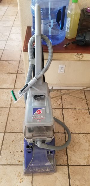 Bissell steam vacuum carpet cleaner. for Sale in Chula Vista, CA