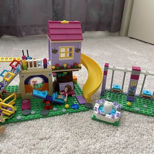 Lego Friends Heart lake City Playground for Sale in Ruskin, FL