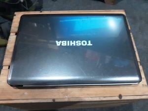 Toshiba Satellite Laptop Computer for Sale in Tacoma, WA