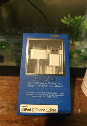 iPod cable charger for Sale in Industry, CA