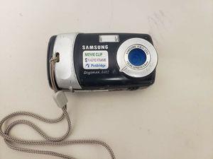 Samsung Digimax A402 4.0 MP Compact Digital Camera for Sale in Pasadena, TX