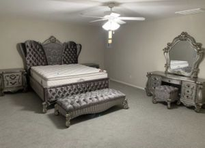 Brand New 7pc Bed room set ! for Sale in Los Angeles, CA