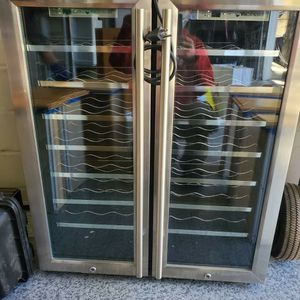 48 Bottle Electric Wineenthusiast Cooler for Sale in Alameda, CA