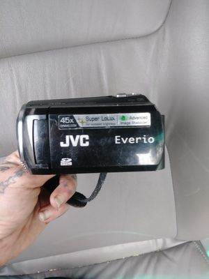 Jvc everio camcorder for Sale in Portland, OR
