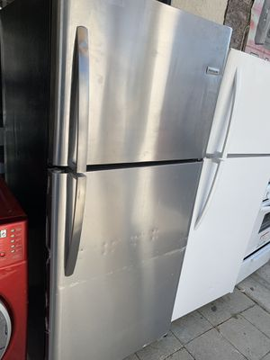 Frigidaire stainless steel refrigerator for Sale in Norco, CA
