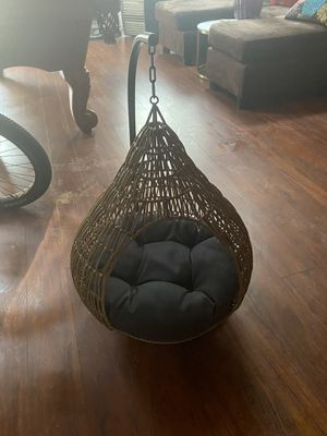 Hanging Chair Dog Bed for Sale in Yorba Linda, CA
