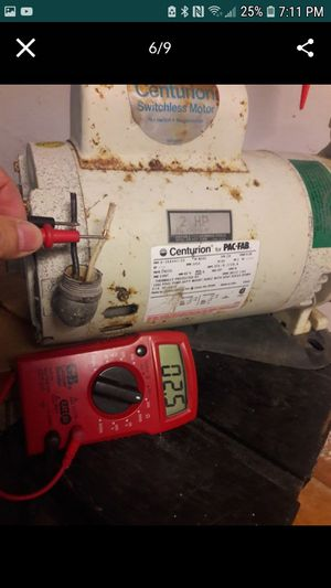 2hp swimming pool pump, full power for Sale in Seattle, WA