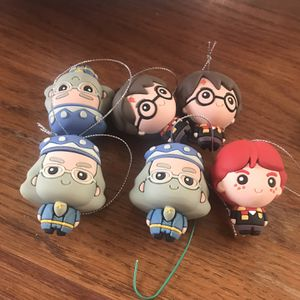 Harry Potters Ornament/figurines for Sale in Reston, VA