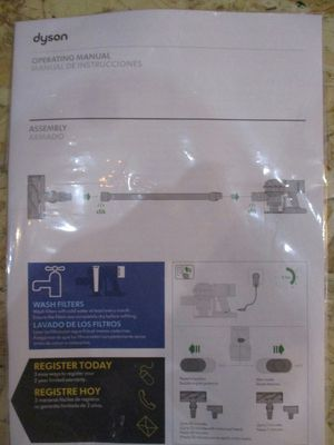 Dyson WASH FILTERS | LIKE NEW for Sale in West Point, UT