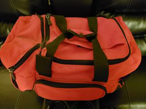 Red Duffle Bag for Sale in Naperville, IL