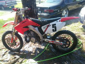 2004 Cr 250r for Sale in US