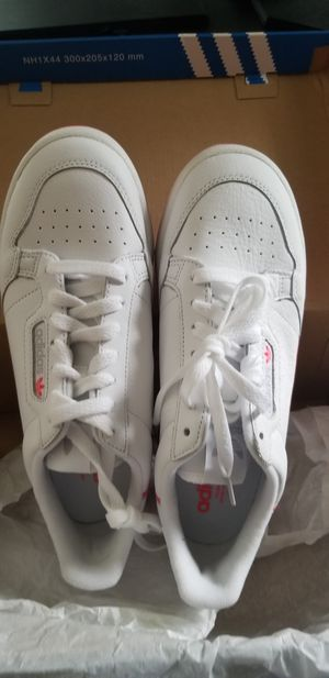 P💕nk WOMEN'S Adidas CONTINENTAL 80 7.5 wide for Sale in Silver Spring, MD