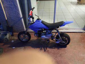 Blue Mini Dirt bike / Pocket Rocket for Sale in Palmdale, CA