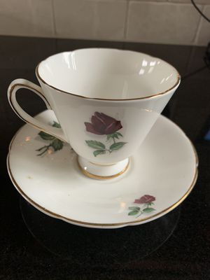 Old royal bone China tea cup for Sale in Ijamsville, MD