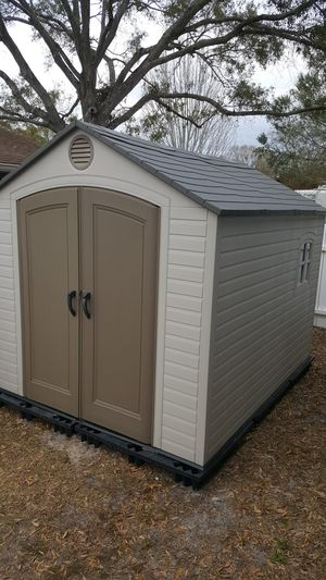 Lifetime Shed - Delivery for Sale in Seminole, FL