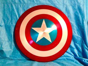 Marvel Avengers Captain America Metal Replica Shield for Sale in Springfield, VA