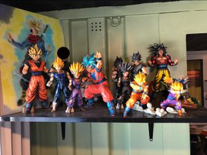 Dragon Ball Z figures!! for Sale in Canoga Park, CA