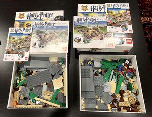 2x LEGO Board Games 3862 Harry Potter Hogwarts for Sale in Highlands Ranch, CO