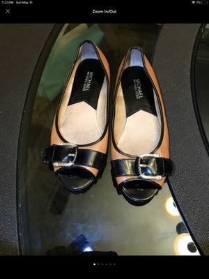 Michael Kors Peep Toe Flats for Sale in Houston, TX