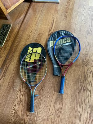 Head and riding tennis racket. Both children's rackets for Sale in Silver Spring, MD