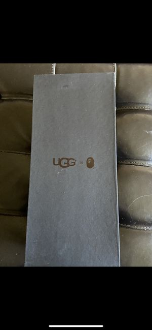 Bape X Ugg for Sale in Ripon, CA