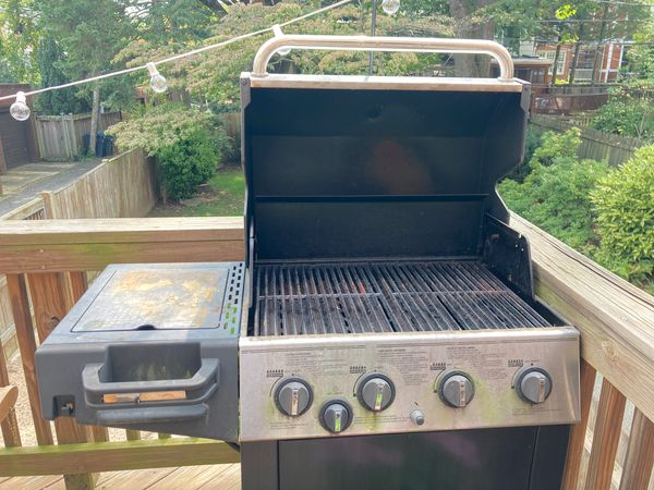 Broil-Mate Propane Grill with Tank