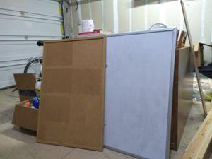 Pin Board and White Board for Sale in Hillsboro, OR