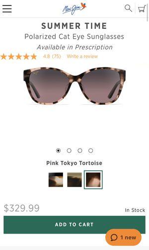Women's Maui Jim sunglasses for Sale in Cicero, IL