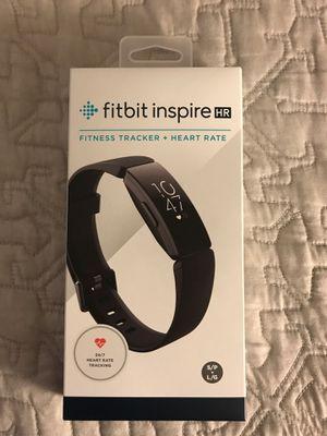 Fitbit inspire hr, fitness bracelet, running gear for Sale in Walnut, CA