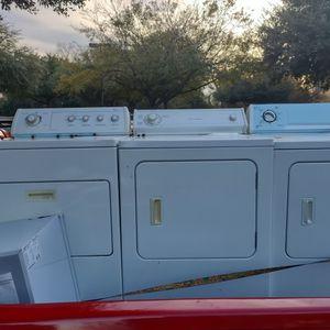3 Dryers 1 Mini Fridge for Sale in Columbia, SC