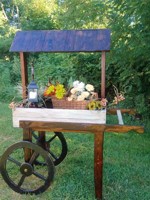 Handmade FLOWER/GARDEN CART for Sale in Boonville, MO