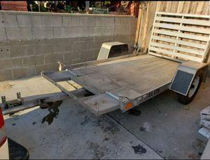Aluma trailer 9x5 for Sale in Chula Vista, CA